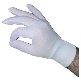 Luva Kit 10 Prs Tecido Algodão  Antiestática Antialérgica