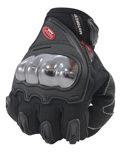 luva moto motoqueiro ciclista motocilista bike nasa shield
