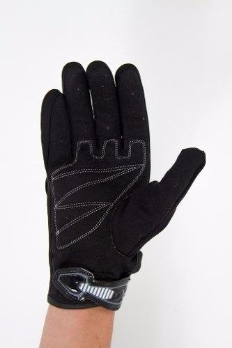 luva motociclista texx strike nylon proteção