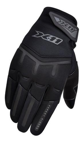luva motociclista x11 fit x motoqueiro touchscreen dowhill