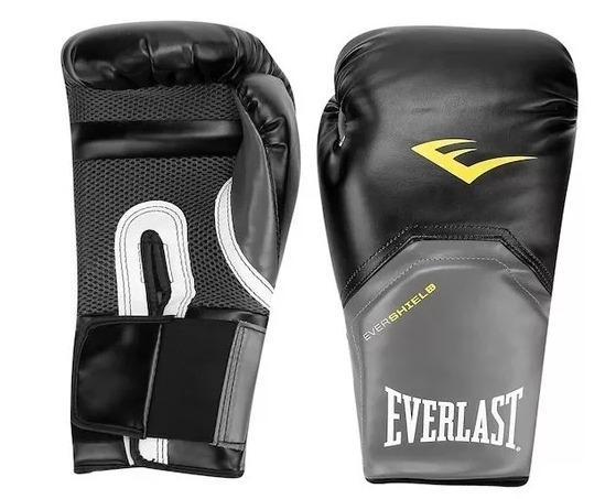 833f0273f Luva Muay Thai Boxe 14oz Everlast Semi-nova - R  110