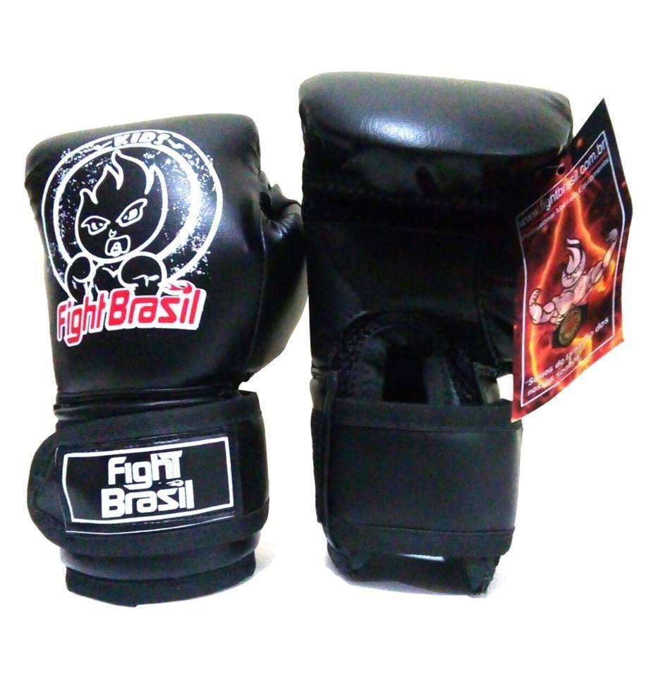 4fc3e7093 luva muay thai boxe infantil para crianças 8 oz fight brasil. Carregando  zoom.