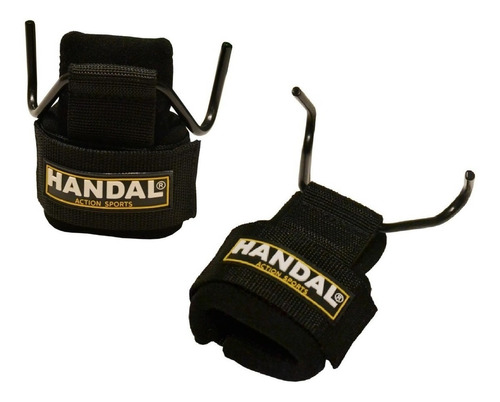 luva musculação straps metal gancho hs3 ranger garras handal