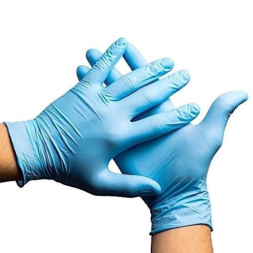 Luva Nitrilica Azul S  Talco Tam P Caixa Com 10 - Descarpack - R ... 18c4c114c9