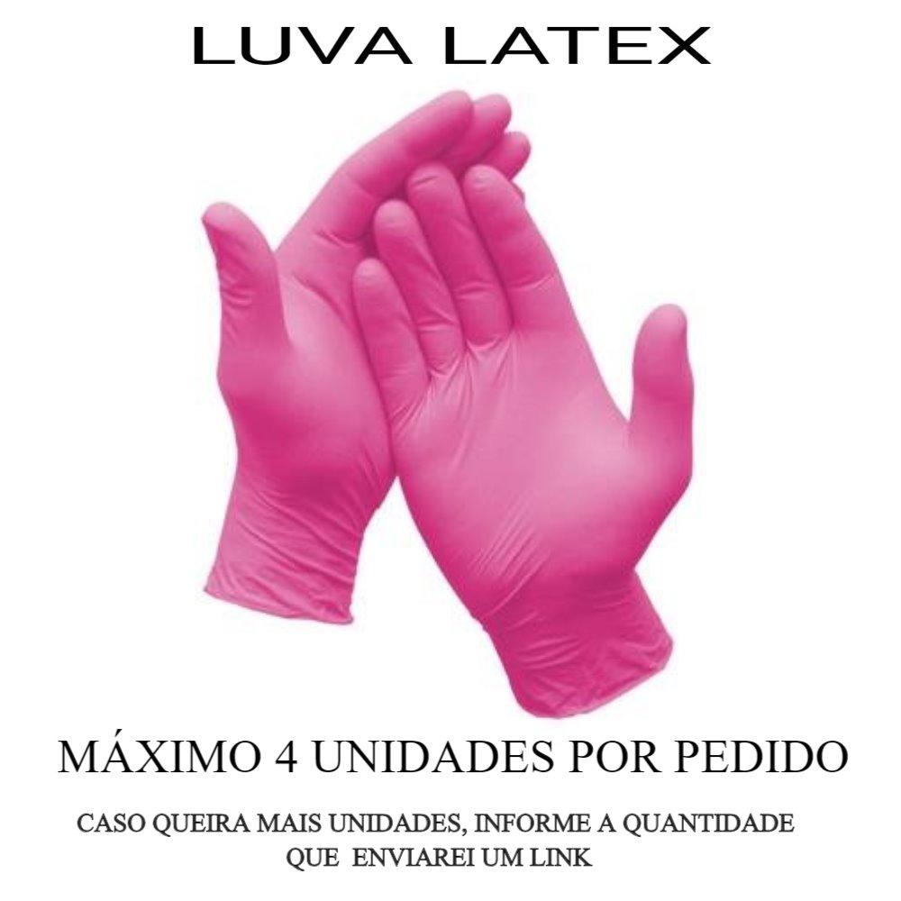Luva Procedimento Latex Rosa Uso Médico Unigloves Pp C 100 - R  30,99 em  Mercado Livre fe27b07a0b