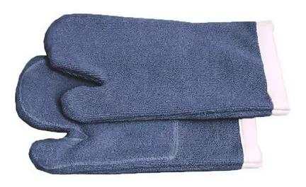luva proteção de algodão para culinaria  lamare ct 20016