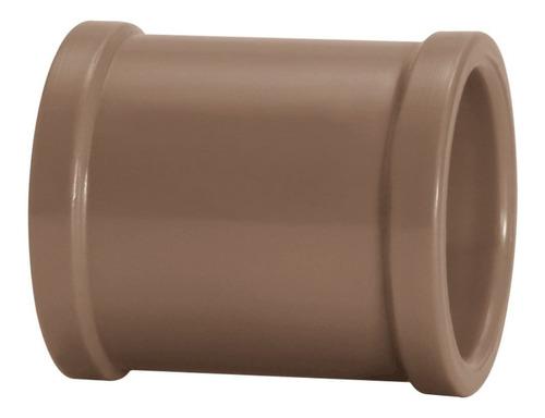 luva soldável ll 25mm plastubos c/50 unidades