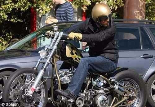 luva wells lamont couro motociclista tam m  moto motoqueiro