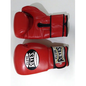 aa0086a36 18 Onças Couro Luva De Boxe Profissional Cleto Reyes 16 - Luvas de Boxe no  Mercado Livre Brasil