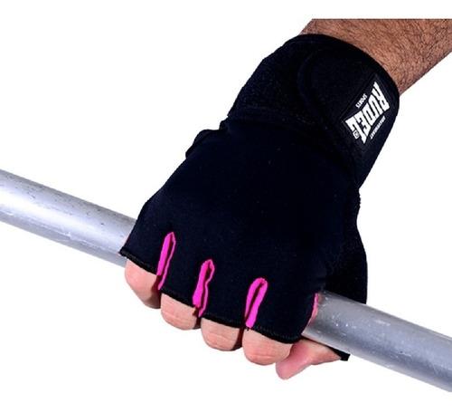 luvas de academia musculação rudel f1 evolution