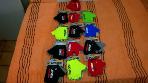 luvas kode speed/mtb ciclismo