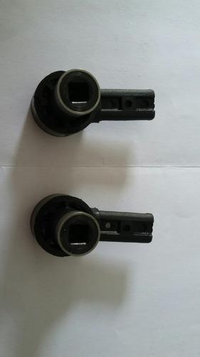 luvas laterais da enceradeira electrolux de 1 escova-par