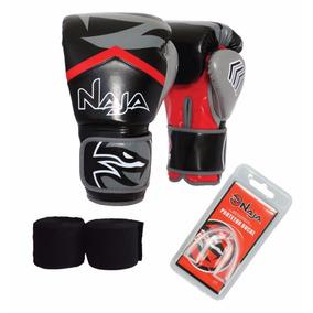 30b42bfb2 Kit Completo Muay Thai Naja - Luvas para Artes Marciais e Boxe no Mercado  Livre Brasil