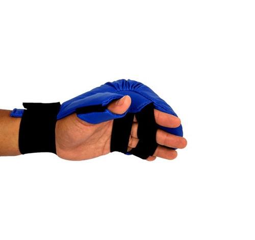 luvas para karate tamanho único a partir de 10 anos jg
