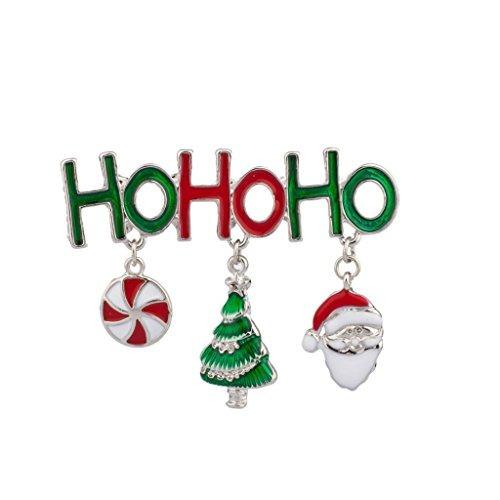 lux accesorios ho ho ho feliz navidad de la navidad de sant