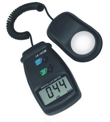 luximetro digital profissional superior top de linha em 4