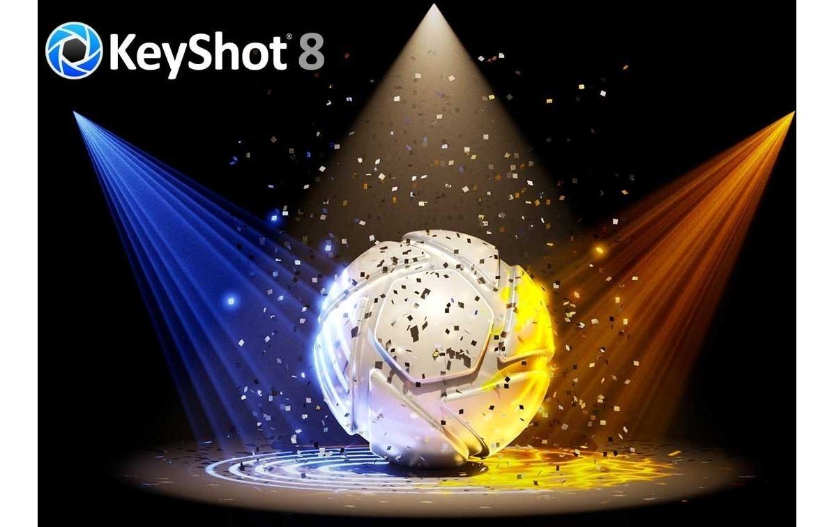 Luxion Keyshot Pro 8 2 80