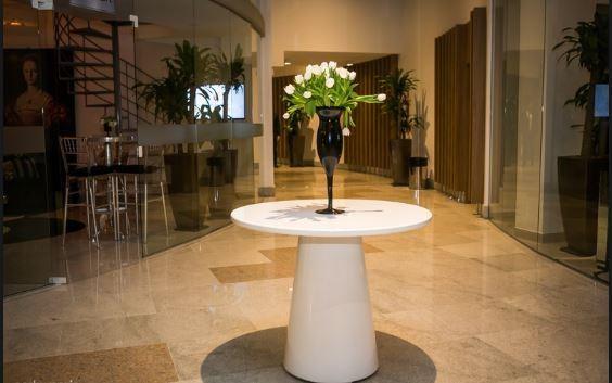 luxo e alta tecnologia, em localização estratégica, para bem atender seus ilustres frequentadores - sa0035