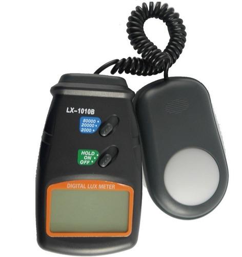 luxometro digital gralf lx1010b