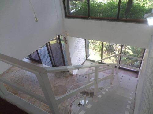 luxuosa casa duplex com 3 quartos no ubá 2 - ca1355