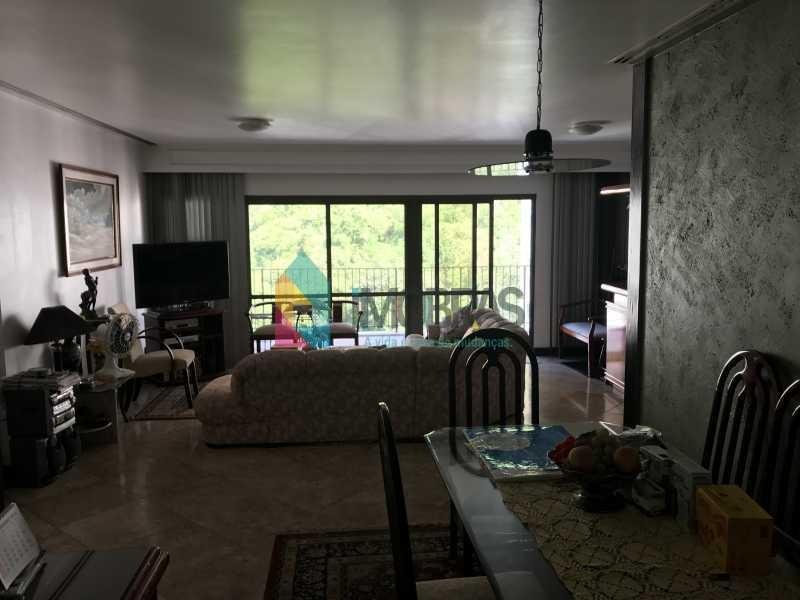 luxuosa cobertura no corte do cantagalo, próximo a lagoa - cpco40005