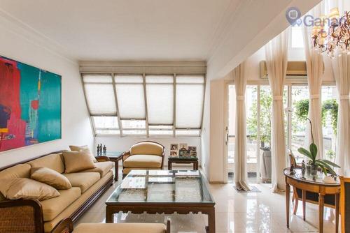 luxuoso duplex no itaim bibi - ad0202