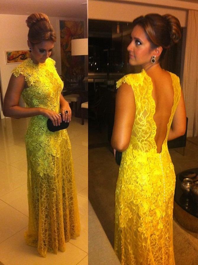 519572b8c luxuosos vestidos alta costura , formatura ,festa ,glamour. Carregando zoom.