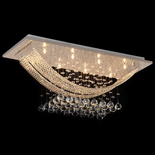 Luxuriant crystal flush mount light con 8 luces ceiling luxuriant crystal flush mount light con 8 luces ceiling aloadofball Gallery