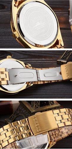 luxury hombre reloj