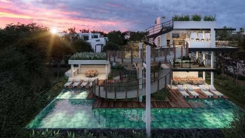 luxury residences new project development tulum, p-t-gm-th