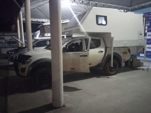 luxus camper nuevito
