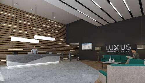 luxus plaza (oficinas)
