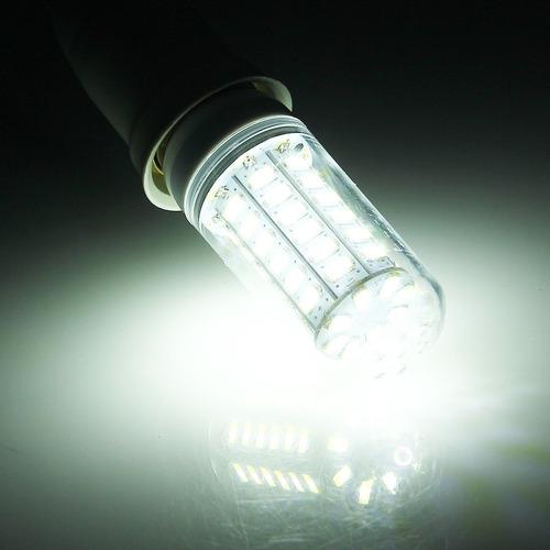 luz 5 pcs e14 leds bombilla ac 220v blanca blanca