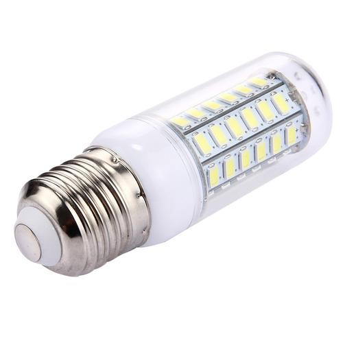 luz 5 pcs e27 leds bombilla ac 220v blanca blanca