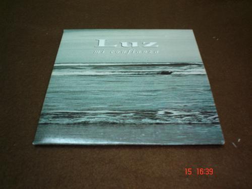 luz - cd single - mi confianza * bfn