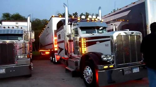 luz de cruce para camion lineal 30led 12v ref il03-2301