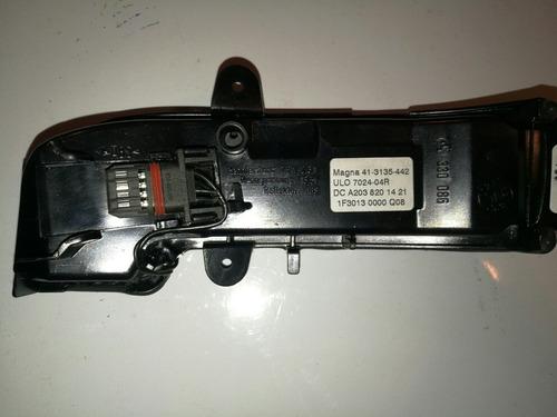 luz de cruce retrovisor derecho copiloto mercedes benz