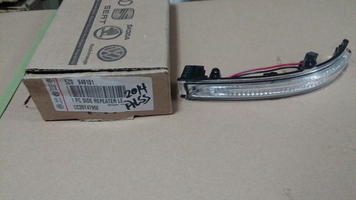 luz de cruce retrovisor izquierdo vw fox spacefox 2011-2013