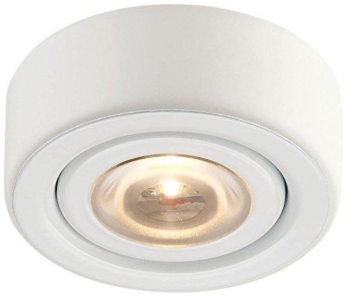 luz de disco led empotrada thomas lighting alpha 1 luz,