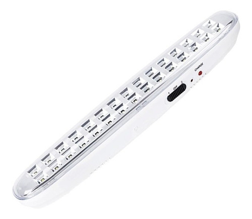 luz de emergencia 30 led bateria litio todoenled le30l