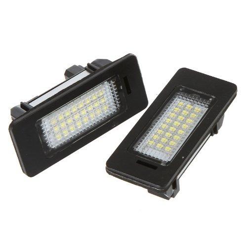 luz de la lámpara sin error de par 24 de 3528 de la matrícu