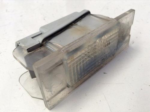 luz de matricula placa renault megane ii mod: 04-06