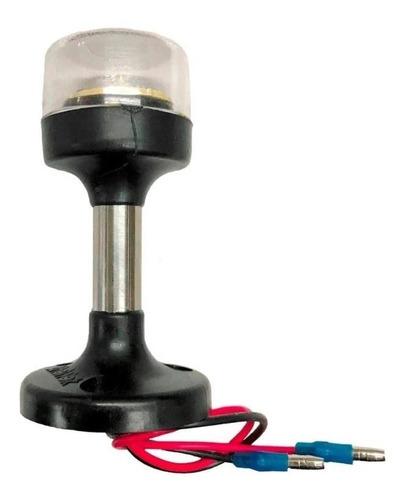 luz de navegação top a led 12v atracação ancoragem cod.e1096
