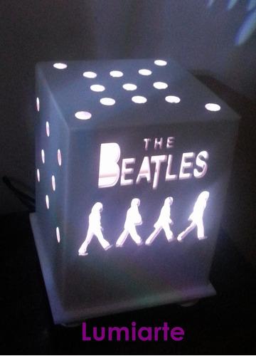 luz de noche bon jovi grupos musicales velador lumiarte
