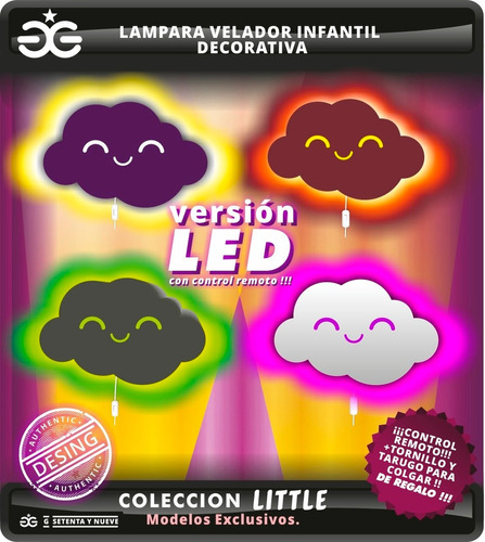 luz de noche, lampara pared  bajo consumo !!!