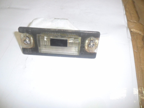luz de placa audi a3 1998