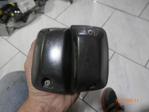 luz de placa bumper trasero  nissan d21