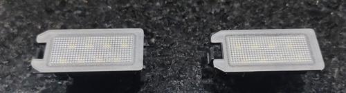 luz de placa em led grand cherokee limited