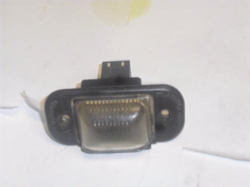 luz de placa parati e gol g3