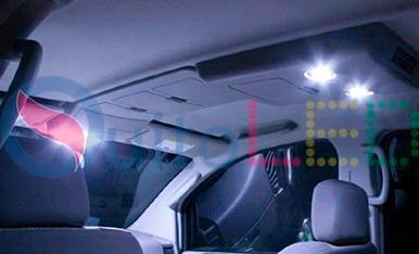 luz de salon led panel placa led para interior del auto 10w